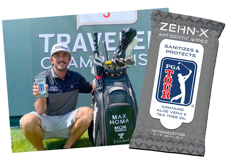 Zehn-X PGA Tour 10-pack