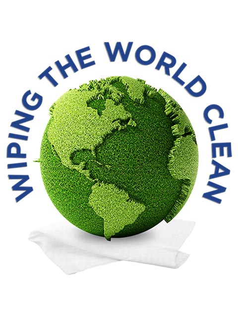 Zehn-X wiping the world clean